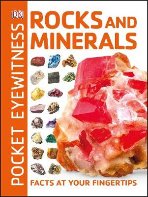 Pocket Eyewitness Rocks and Minerals by DK
