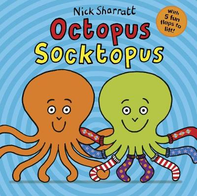 Octopus Socktopus by Nick Sharratt