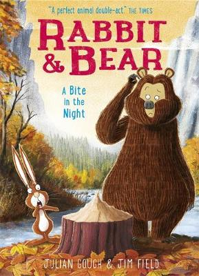 Rabbit and Bear: A Bite in the Night by Julian Gough | 9781444921748