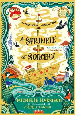 A Sprinkle of Sorcery by Michelle Harrison