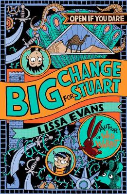 Big Change for Stuart by Lissa Evans