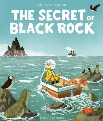 The Secret of Black Rock by Joe Todd-Stanton