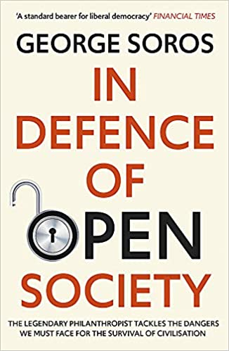 In Defence of Open Society by George Soros | 9781529343502