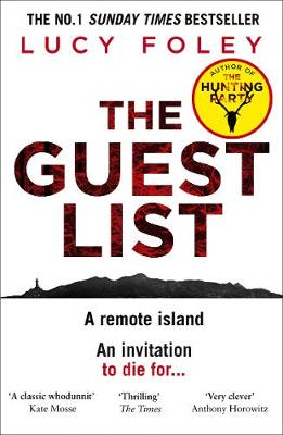 The Guest List by Lucy Foley | 9780008297190