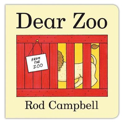 Dear Zoo by Rod Campbell