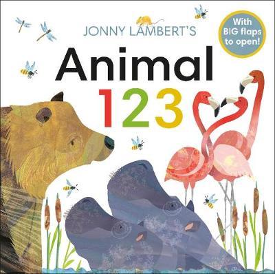 Jonny Lambert's Animal 123 by Jonny Lambert | 9780241355657
