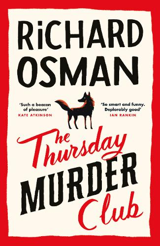 The Thursday Murder Club by Richard Osman | 9780241425442