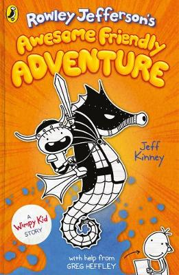 Rowley Jefferson's Awesome Friendly Adventure by Jeff Kinney | 9780241458815