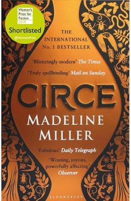 Circe by Madeline Miller | 9781408890066