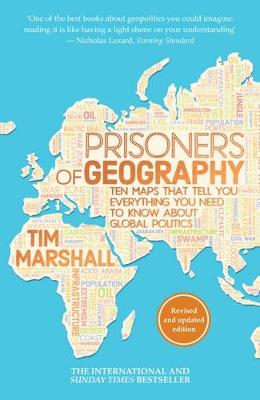 Prisoners of Geography by Tim Marshall | 9781783962433