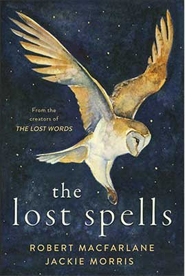 The Lost Spells by Robert Macfarlane | 9780241444641