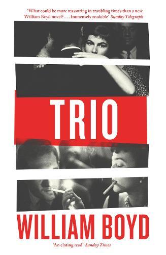 Trio by William Boyd | 9780241295953