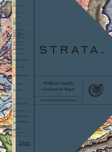 STRATA: William Smith's Geological Maps by Oxford University Museum of Natural History | 9780500252475