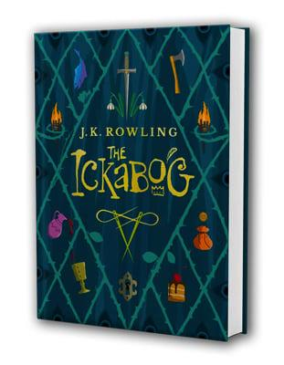 The Ickabog by J. K. Rowling | 9781510202252