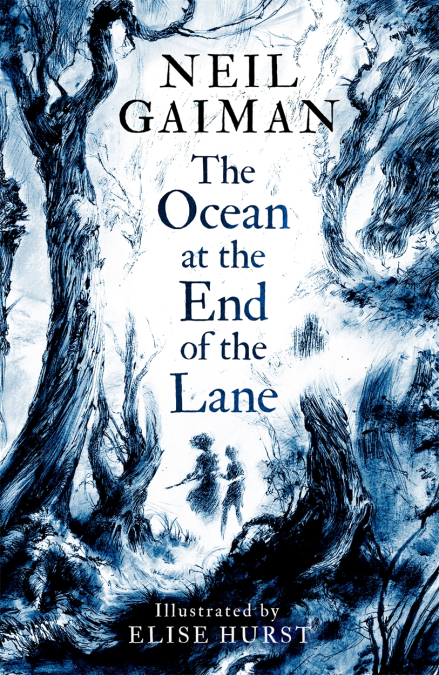 The Ocean at the End of the Lane – Illustrated Edition by Neil Gaiman