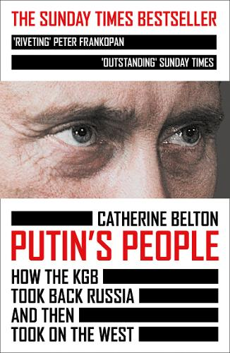 Putin's People by Catherine Belton | 9780007578818