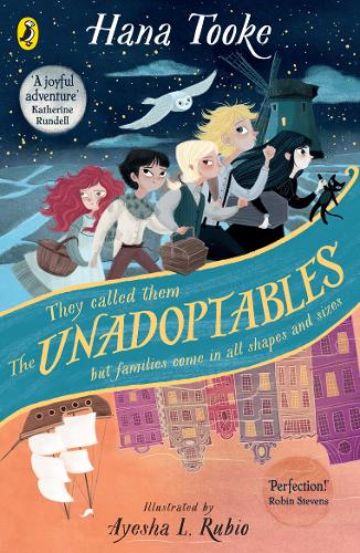The Unadoptables by Hana Tooke | 9780241417447