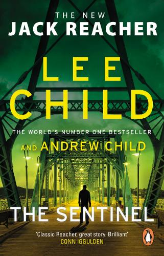 The Sentinel by Lee Child