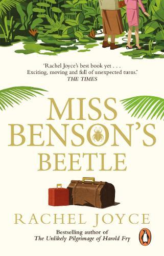 Miss Benson's Beetle by Rachel Joyce | 9780552779487