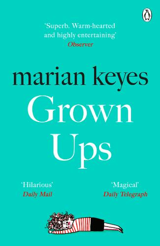 Grown Ups by Marian Keyes | 9781405918787