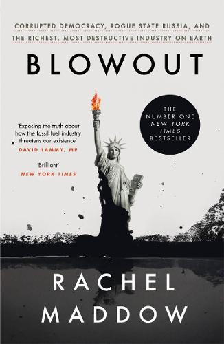 Blowout by Rachel Maddow | 9781529113204