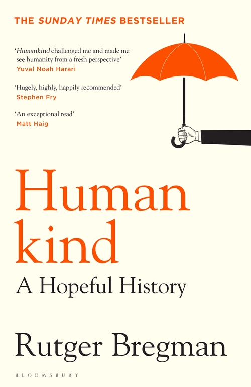Humankind by Rutger Bregman | 9781408898956