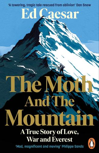The Moth and the Mountain by Ed Caesar | 9780241977255