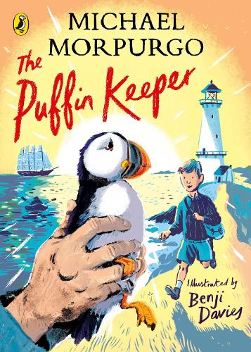 The Puffin Keeper by Michael Morpurgo | 9780241454503