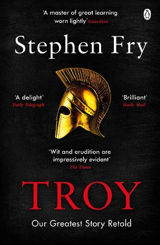 Troy by Stephen Fry | 9781405944465