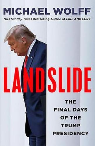 Landslide by Michael Wolff | 9781408714645