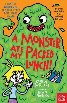A Monster Ate My Packed Lunch! by Pamela Butchart | 9781788009690