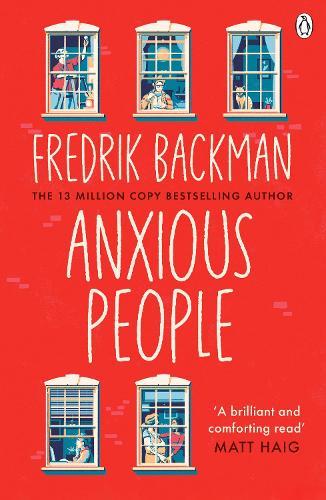 Anxious People by Fredrik Backman | 9781405930253