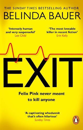 Exit by Belinda Bauer | 9781784164133