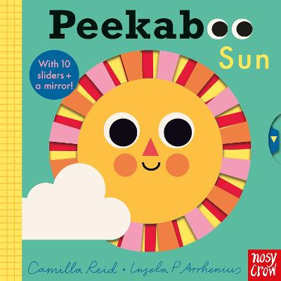 Peekaboo Sun by Ingela P Arrhenius