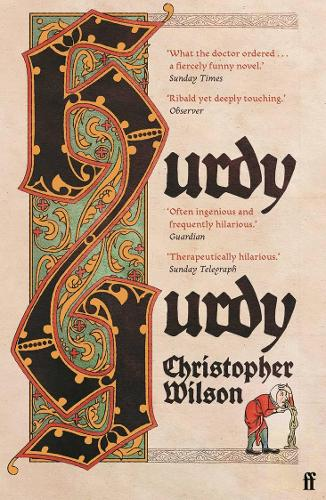 Hurdy Gurdy by Christopher Wilson | 9780571361953
