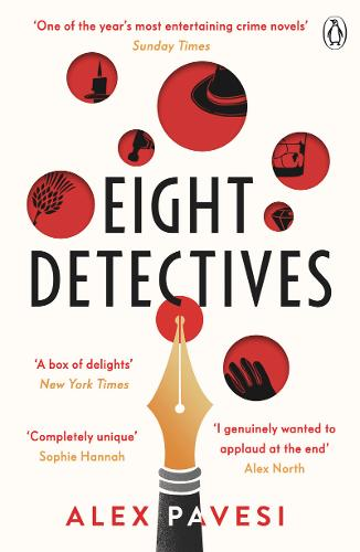 Eight Detectives by Alex Pavesi | 9781405944977