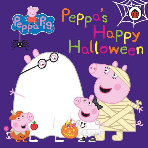 Peppa's Happy Halloween by Peppa Pig | 9780241476819