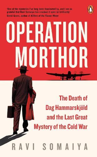 Operation Morthor by Ravi Somaiya | 9780241975022